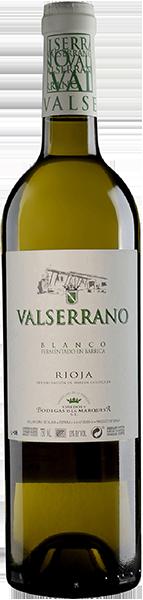 Valserrano Blanco