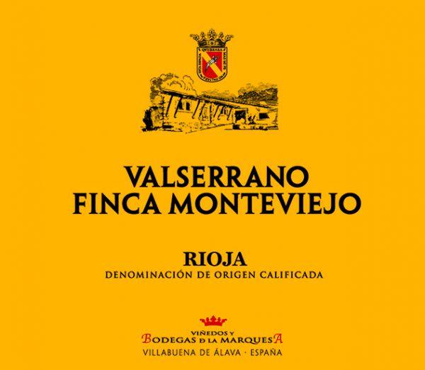 Valserrano Finca Monteviejo 2011